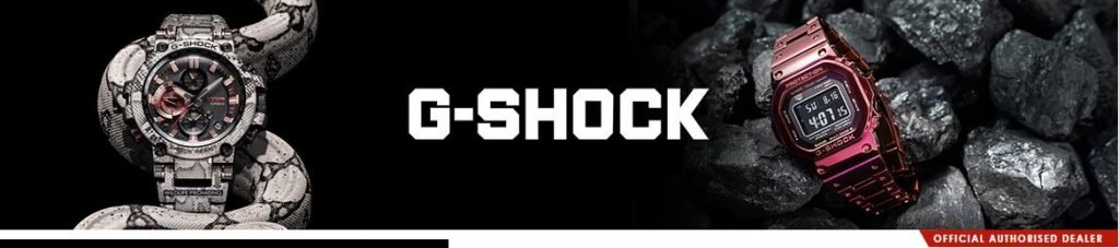 Promotion - 10% off Voucher Code for Casio G-Shock watches at JuraWatches.co.uk