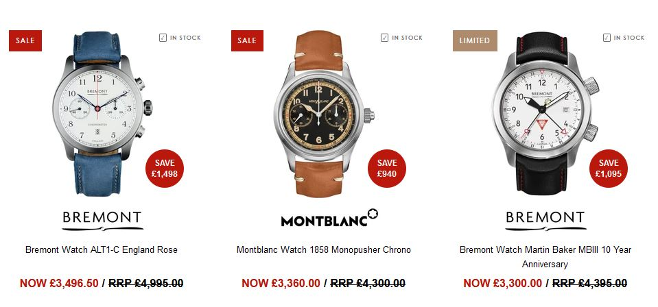 JuraWatches Easter Sale 2021
